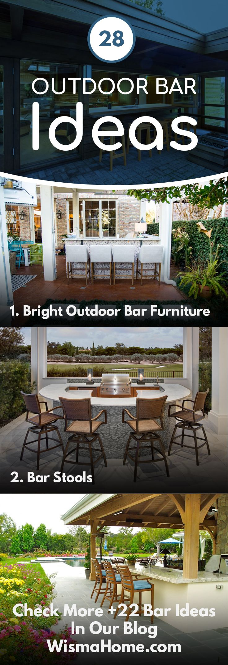 Do It Yourself Outdoor Bar: You Can Do It By Yourself, These