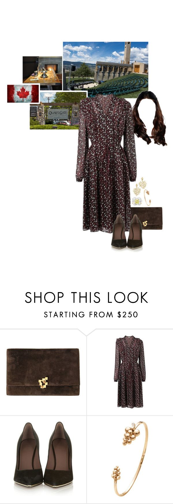 """""""Untitled #2205"""" by duchessq ❤ liked on Polyvore featuring Columbia, Givenchy and Paloma Picasso"""
