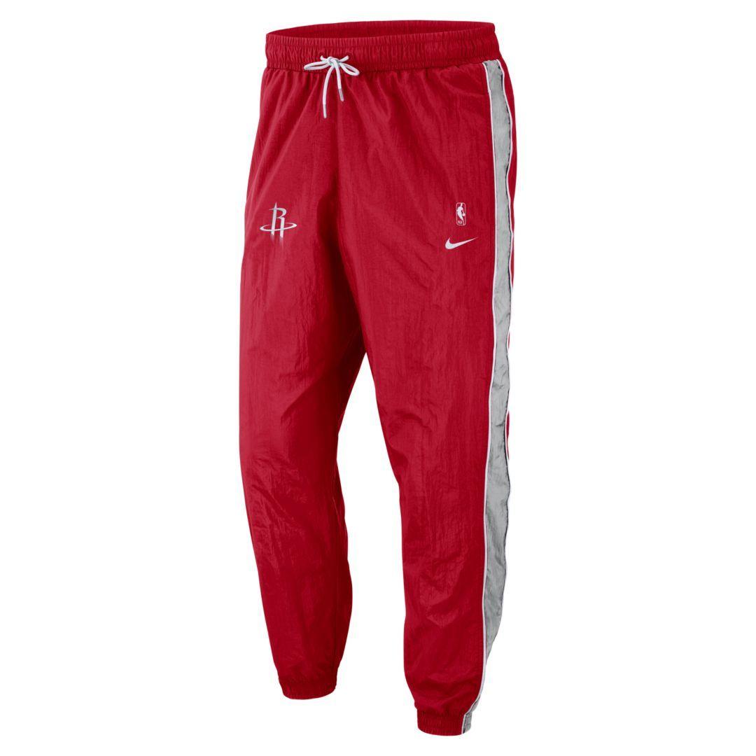 Houston Rockets Nike Men's NBA Tracksuit Pants Size 2XL
