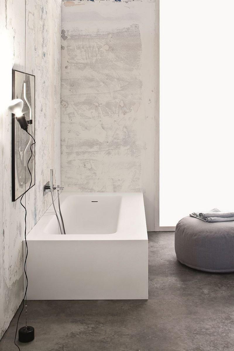 Salle De Bain Moderne Grise intérieur salle de bain moderne - les tendances actuelles en 55 photos