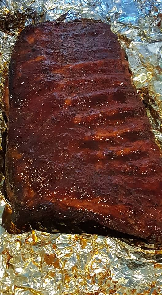 [Homemade] Barbecue Ribs #recipes #food #cooking #delicious #foodie #foodrecipes #cook #recipe #health