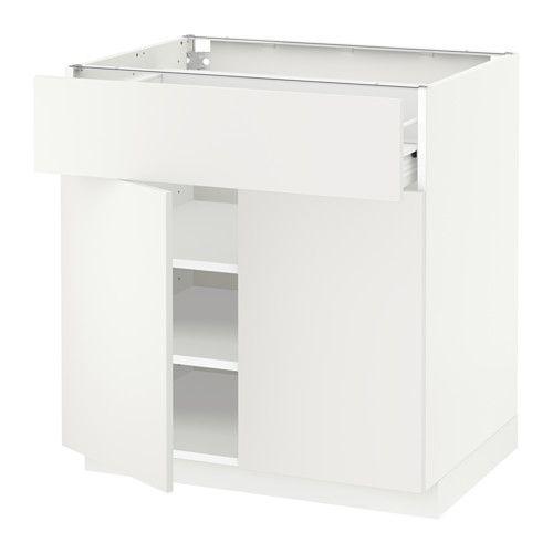 Küchenunterschränke Korpushöhe 80Cm Ikea