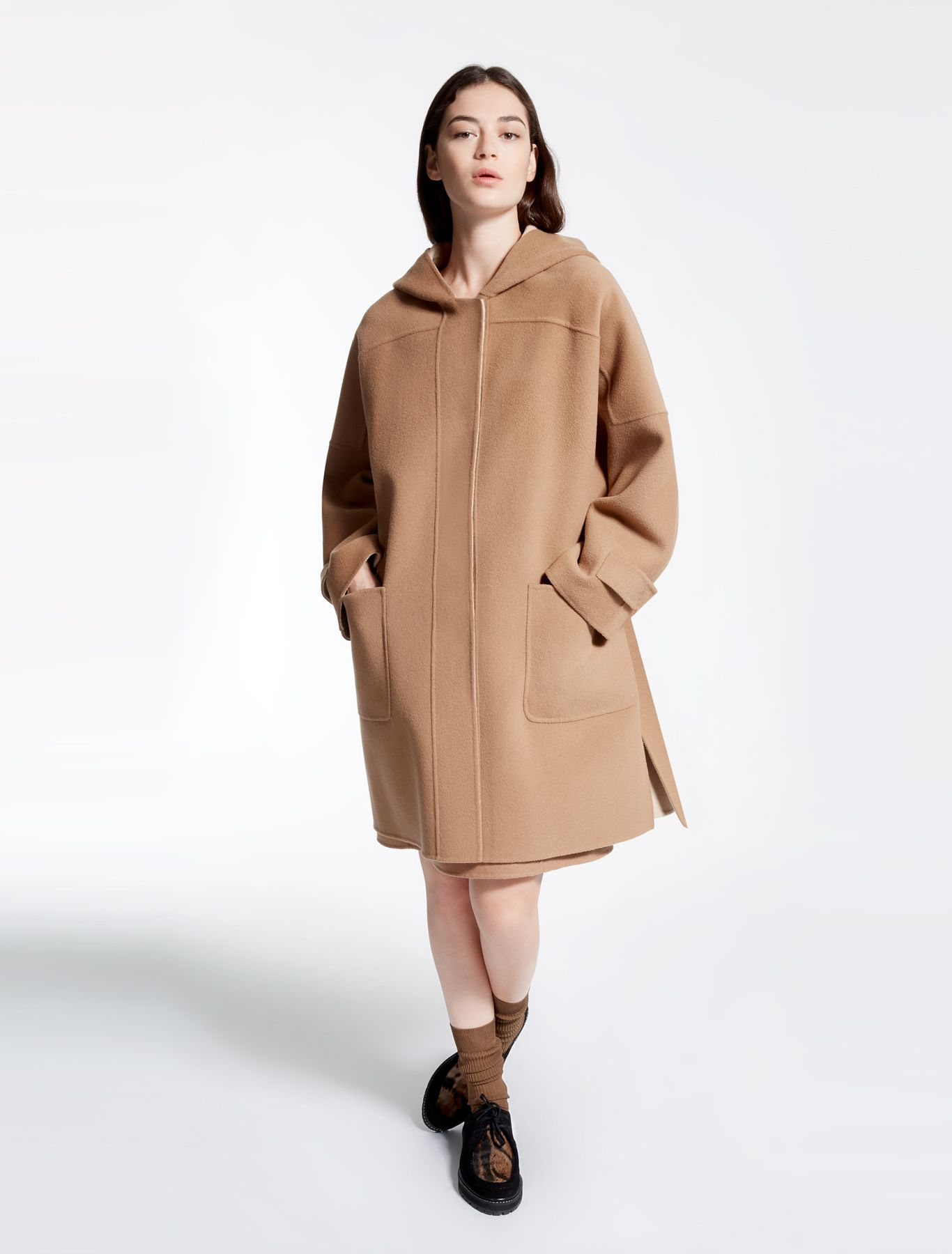 Cappotto in pura lana b51550cb183