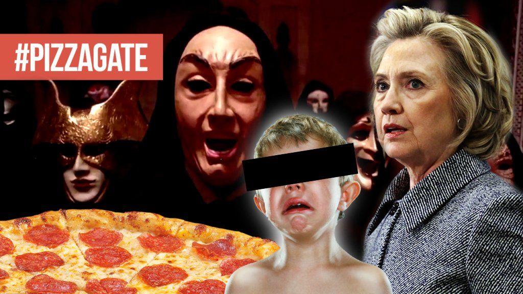 Pizzagate Salaliitto
