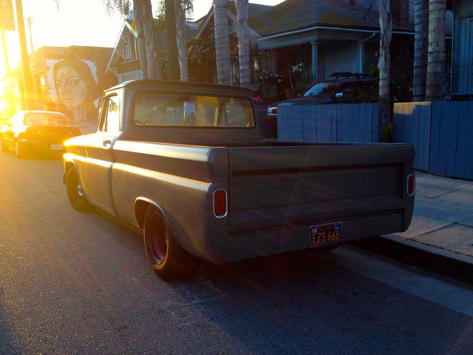 Left Coast Truck Culture - Los Angeles, California