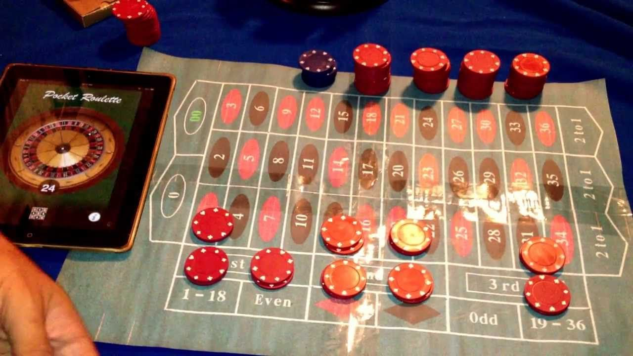 Roulette - How to Win EVERY TIME! Easy Strategy, Anyone can do it