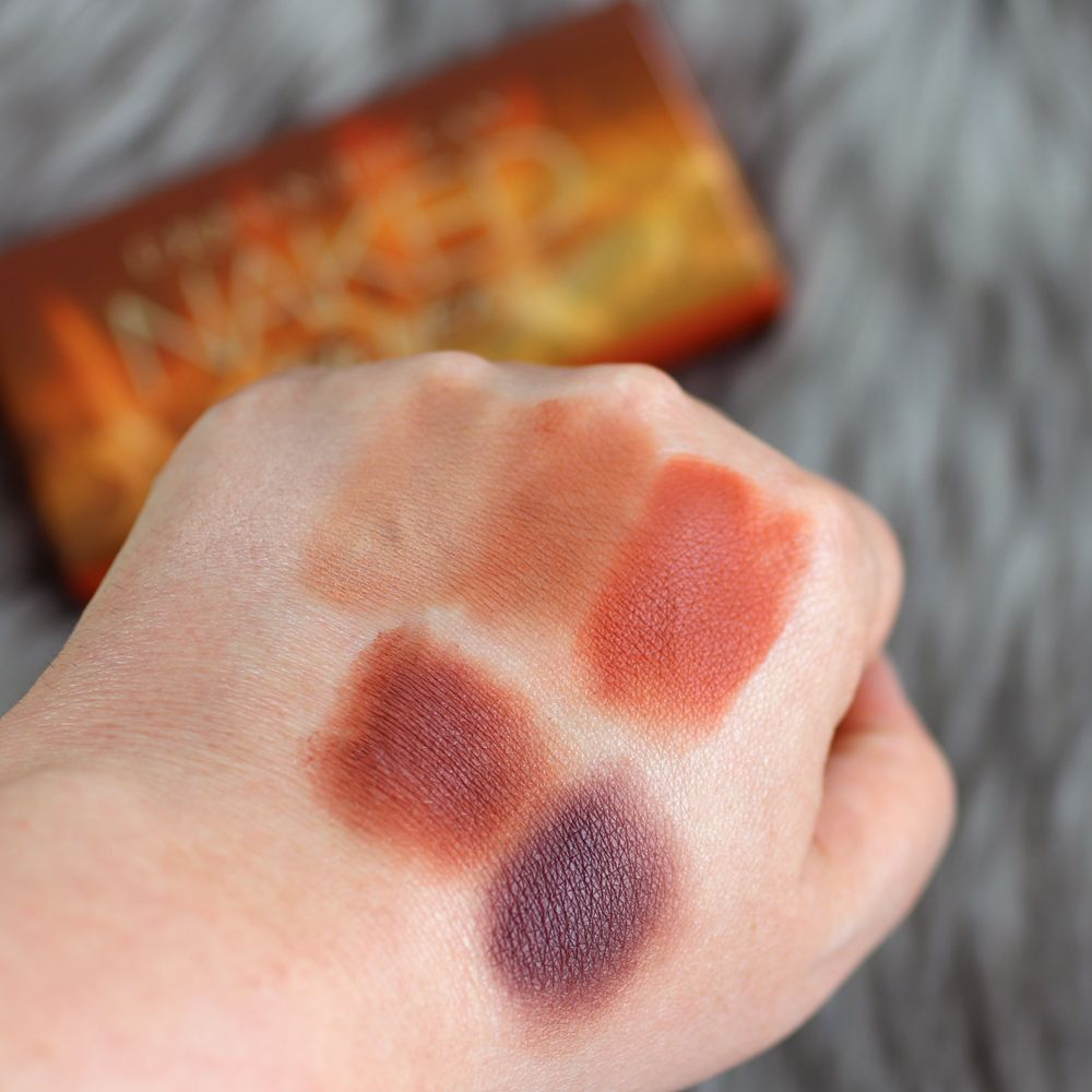 Naked Petite Heat Eyeshadow Palette by Urban Decay #9