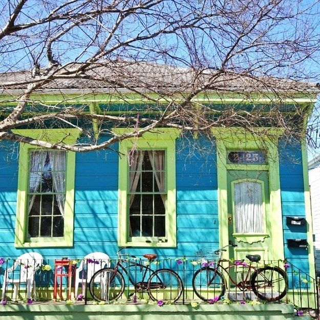 Parade Of Homes Paint Color Scheme And Tour: 35 Shades Of The Rainbow In One Pretty City