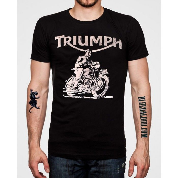 triumph shirt our t shirt. Black Bedroom Furniture Sets. Home Design Ideas