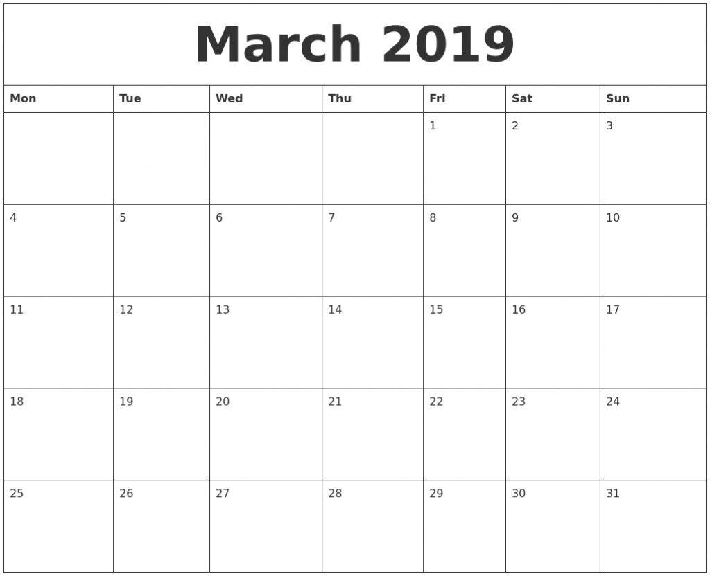 11x17 Calendar Template Word Monthly Calendar Template Calendar Printables Calendar Template