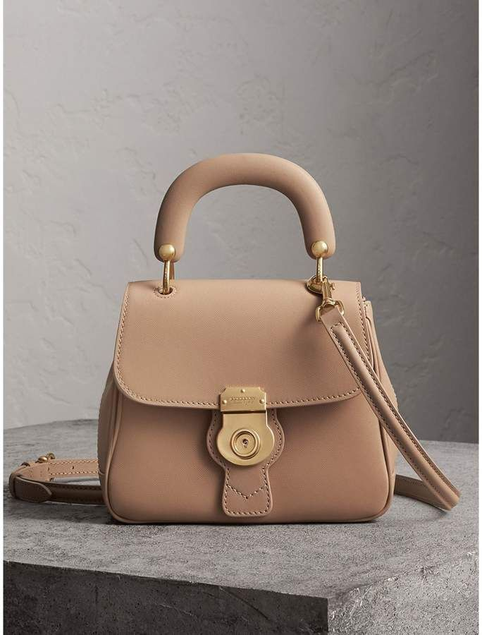 b3bef1afa1 Burberry The Small DK88 Top Handle Bag