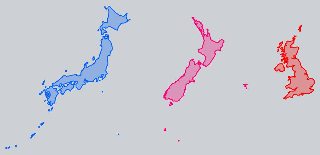 That's great asian migrants composition in new zealand the dream I'm