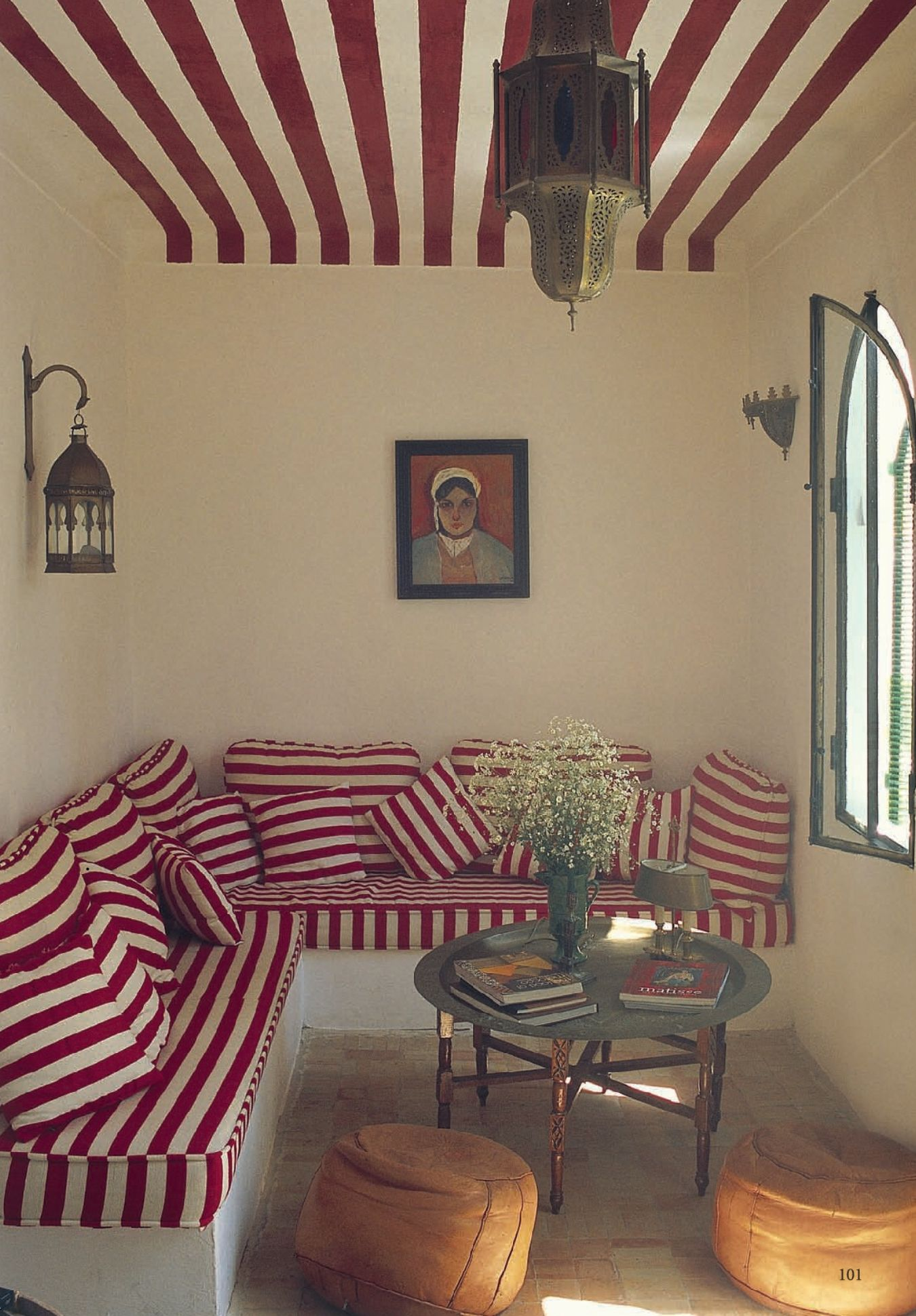 Gavin Houghton S Tangier Riad The World Of Interiors December