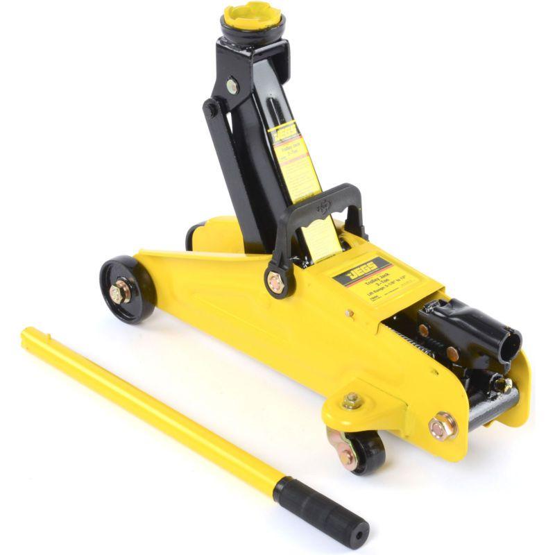 Jegs 79000 2 Ton Hydraulic Utility Floor Jack Utility Flooring Performance Jack 2