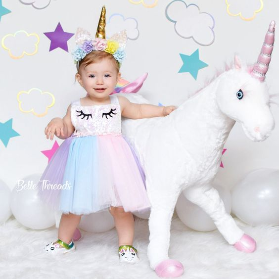 Unicorn Girl Dress, Unicorn First Birthday Outfit Unicorn Tutu Dress, Unicorn Birthday Outfit, Unicorn Baby Tutu Dress, Unicorn Party - Unicorn birthday outfit, Birthday outfit, First birthday outfits, Unicorn birthday, Baby tutu dresses, Unicorn dress - bellethreads Share Photos bellethreads