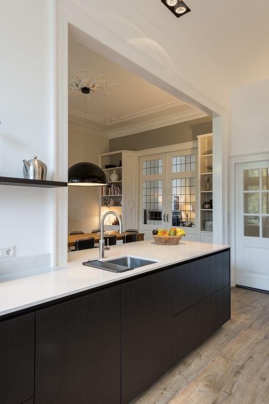 Nieuwe Keuken Op Maat.Keukenmeyt Moderne Design Keuken Op Maat Gemaakt In Zutphen