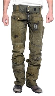 men 39 s junker designs call of duty custom army pants pinterest apokalypse bekleidung und. Black Bedroom Furniture Sets. Home Design Ideas