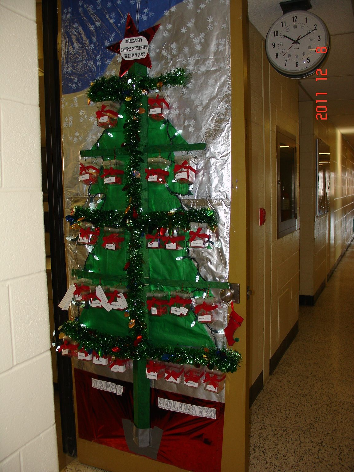 office christmas door decorating ideas. For Christmas Office Door Decorating Ideas C
