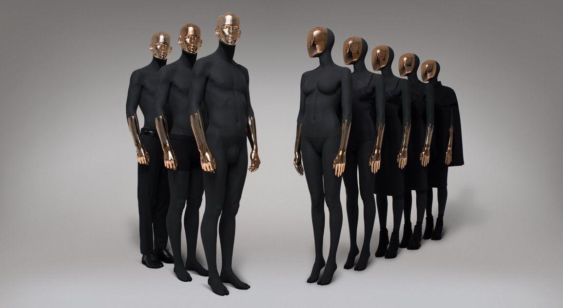 Image result for black mannequins
