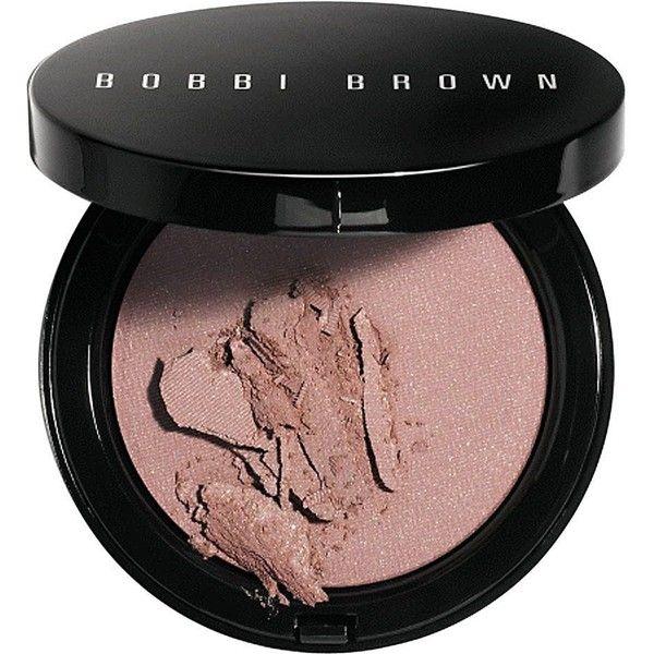 Bobbi Brown Illuminating Bronzing Powder (€37) ❤ liked on Polyvore featuring beauty products, makeup, cheek makeup, cheek bronzer, santa barbara and bobbi brown cosmetics