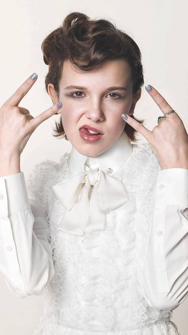 Millie Bobby Brown Wallpapers Tumblr Millie Bobby Brown Bobby Brown Bobby Brown Stranger Things