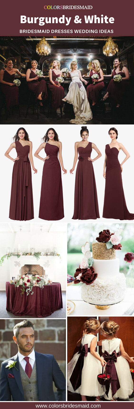 20 Best Burgundy Wedding Color Palettes In 2020 Burgundy Wedding Burgundy Wedding Colors Wedding Colors,Fall 2020 Wedding Bridesmaid Dresses 2020