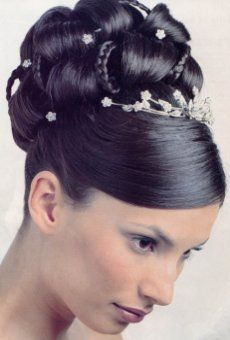 Phenomenal Updo Barrel Curls And Updo Hairstyle On Pinterest Short Hairstyles For Black Women Fulllsitofus