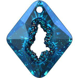 d5de5aff54c89 Swarovski 6926 26mm Growing Crystal Rhombus Pendants Crystal Bermuda ...