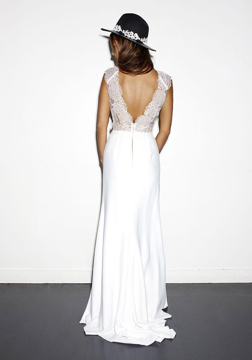 Mariée016 Lookbook | Rime Arodaky | Creatrice de Robe de Mariée ...