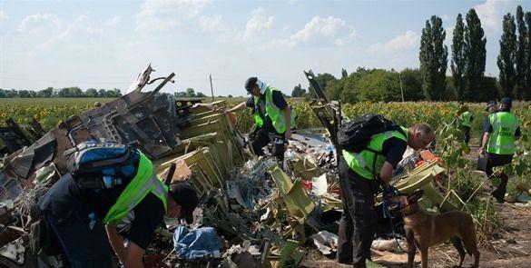 Identifican a 23 víctimas del #avión derribado
