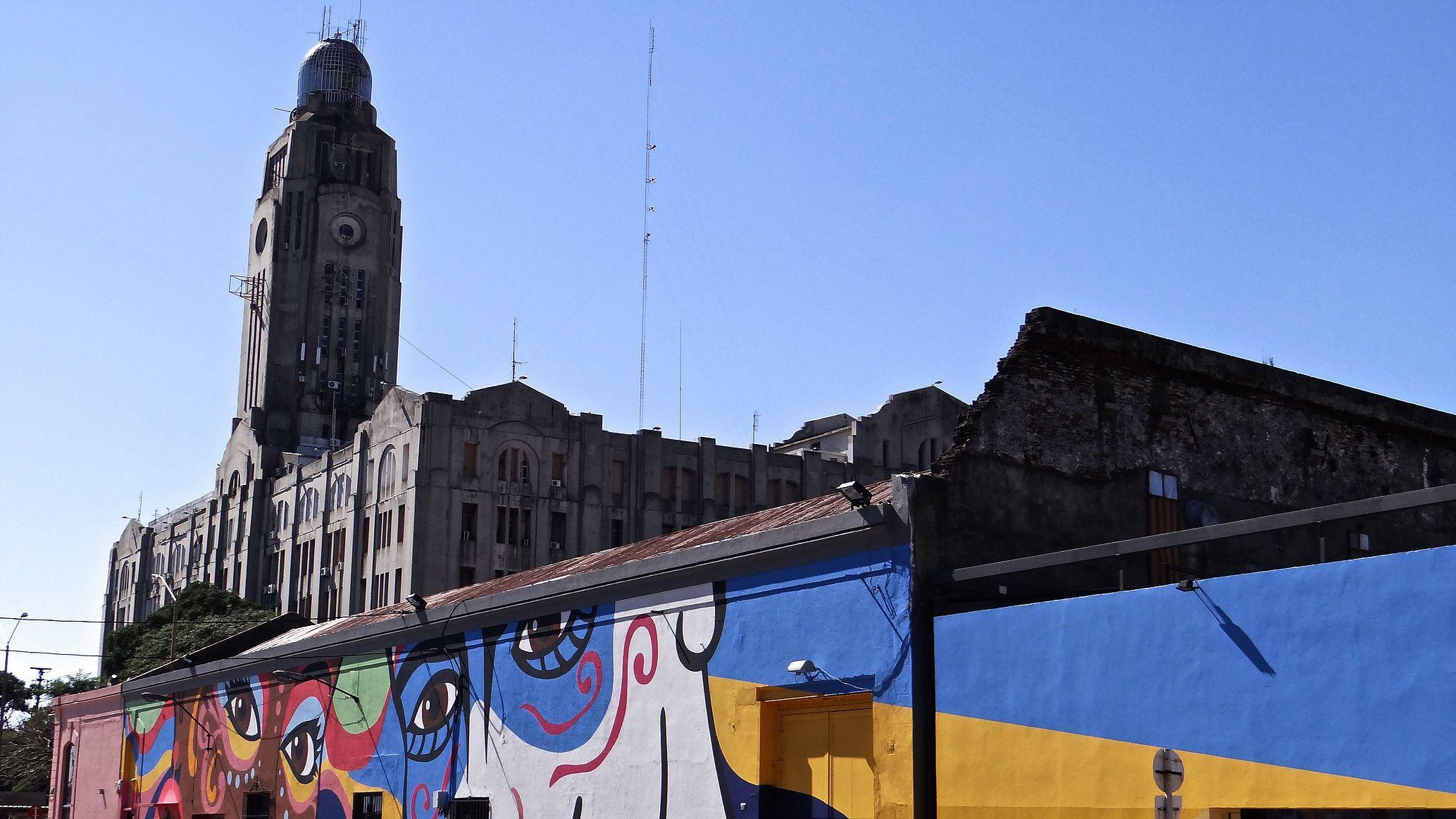 Aduana, Montevideo. UyPics - Mariolo