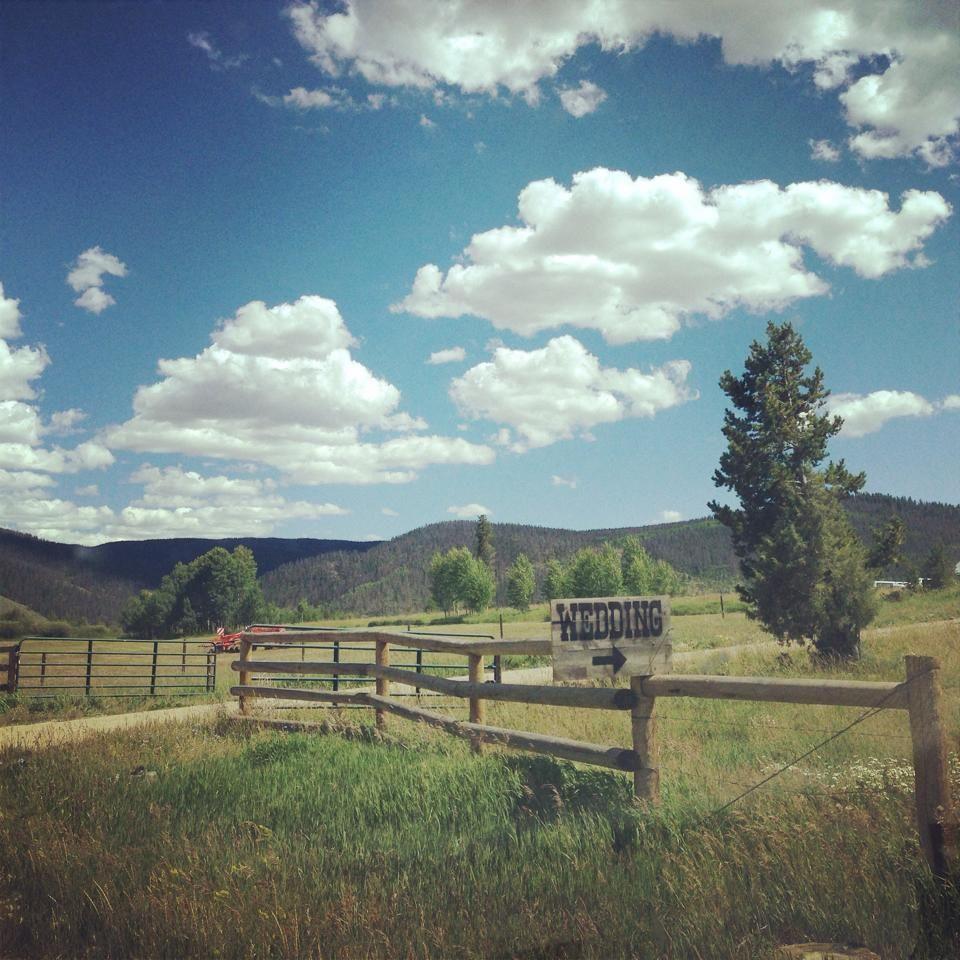 Strawberry Creek Ranch, Colorado Mountain Wedding Venue in