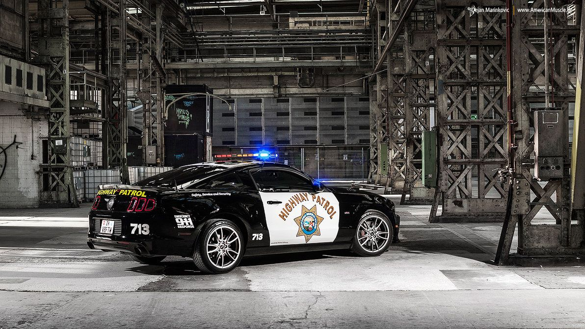 CHP Mustang VII by AmericanMuscle