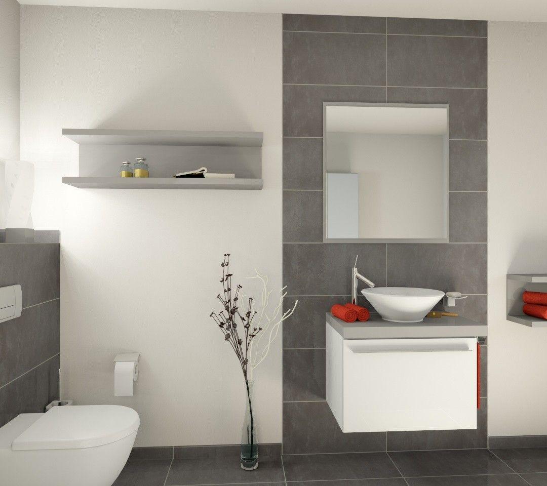 Maren Als Beispiel Fur Die Frage Was Wird Uberhaupt Gefliest Und Wie Hoch Badezimmerideen Wohnung Badezimmer Badezimmer Renovieren