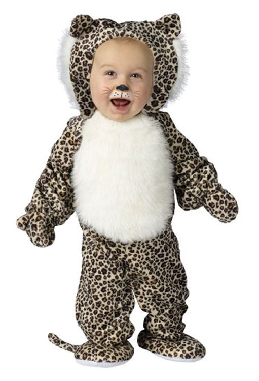 c3bf03ad862c Adorable! baby and toddler little leopard haloween costume ...