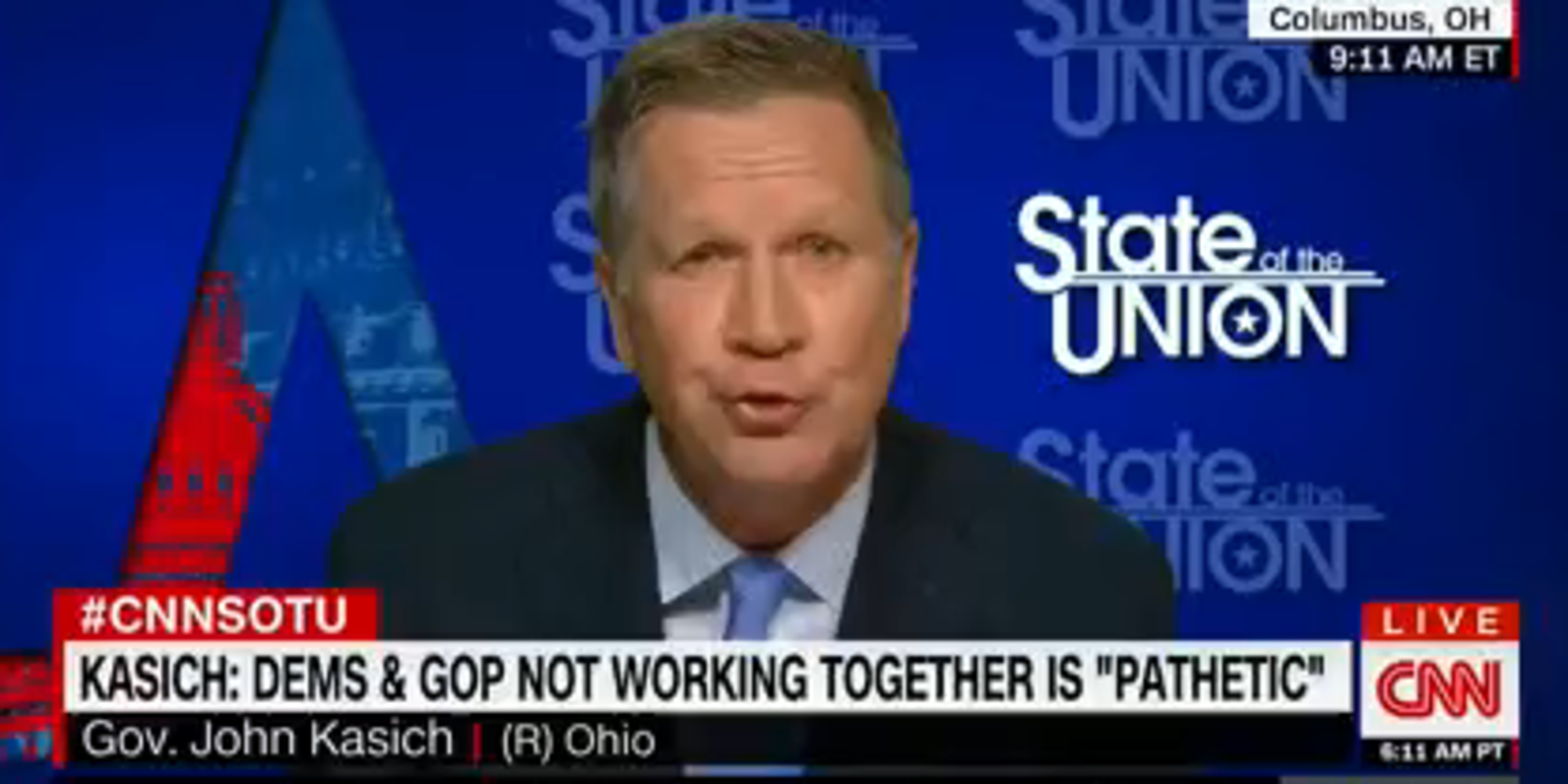 John Kasich Rules Out 2020 Presidential Campaign