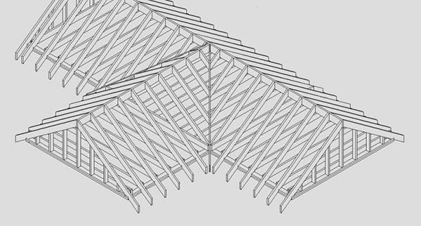 gable-roof-framing- | BUILD IT NOW | Pinterest | Porch roof, Porch ...