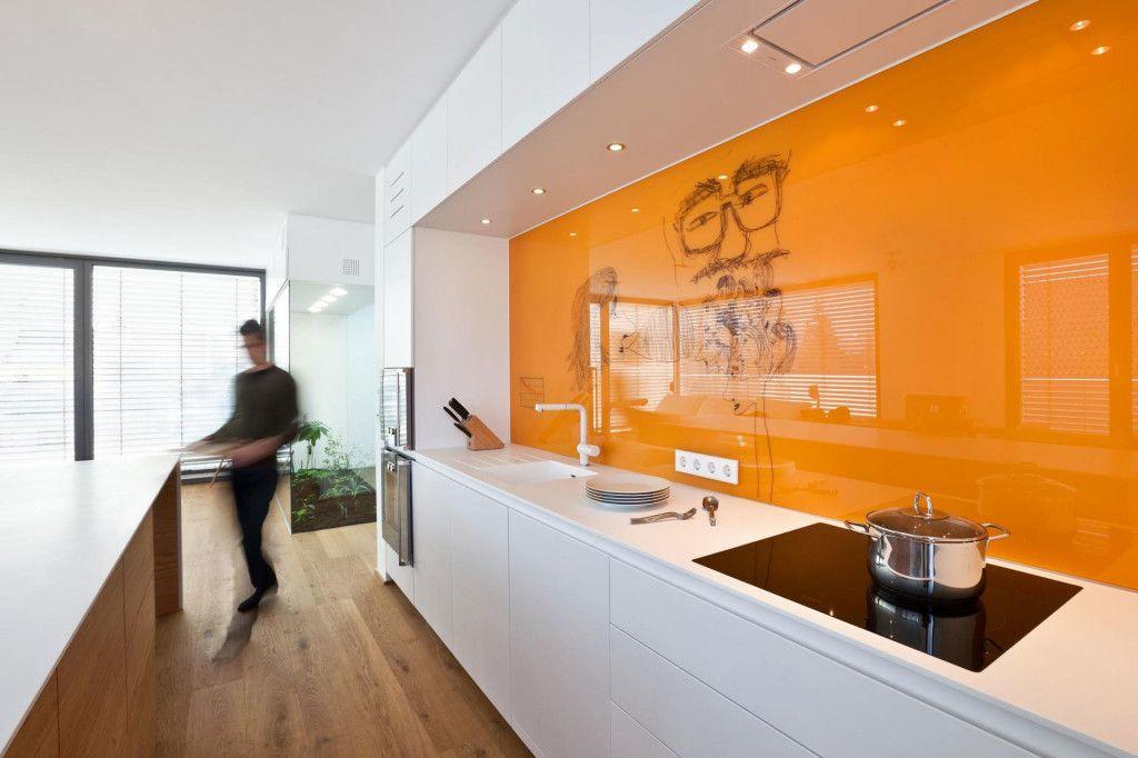 Cozinha com piso de madeira ESPAÇO GOURMET Pinterest Building