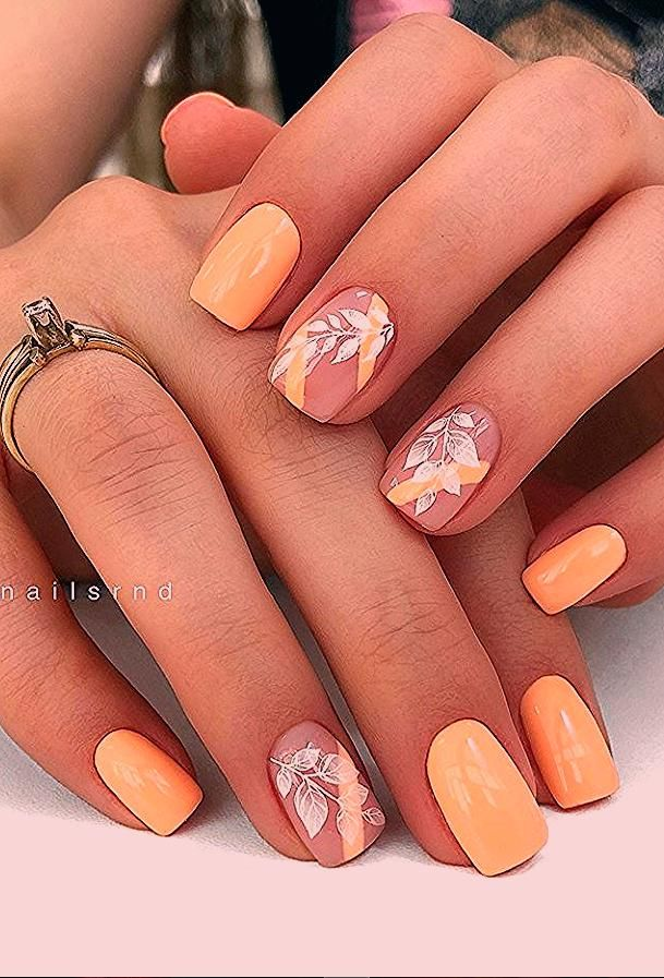 Photo of 45 Pretty Short Square Nails Art Design für Sommernägel –
