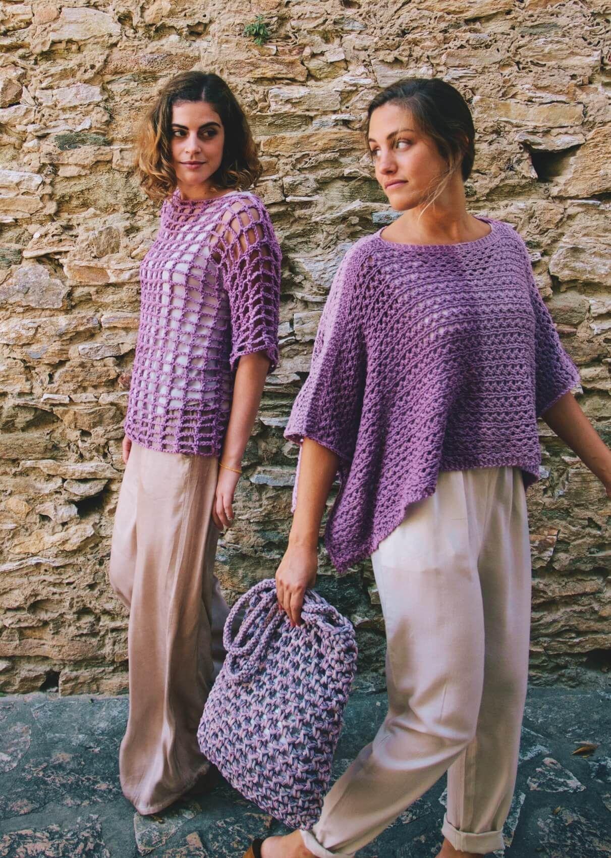 Leichter Pullover im Lochmuster | Pinterest | Lochmuster, Pullover ...