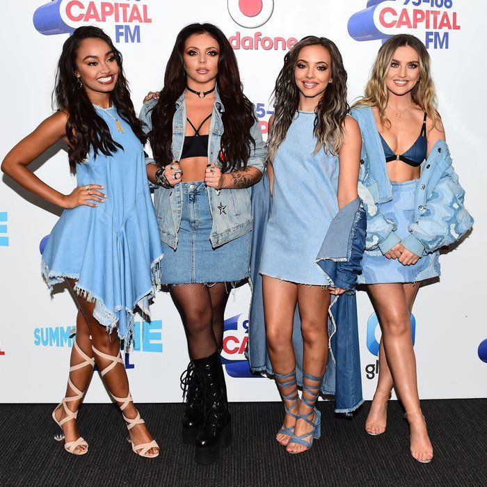 Little Mix Opened The #CapitalSTB In SERIOUS Style - We ...