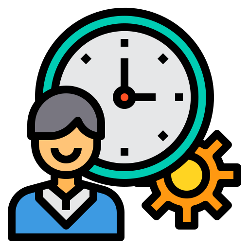 Time Management Free Vector Icons Designed By Itim2101 Free Icons Vector Icon Design Icon