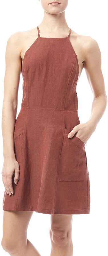 Linen Dress - $49.99