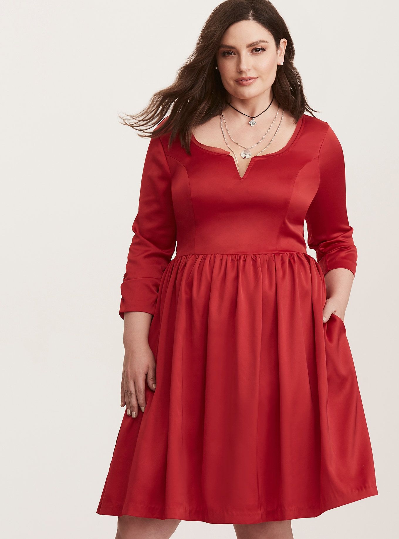 Plus Size Flapper Dress Torrid