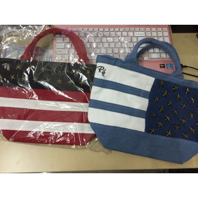 Rhc ロンハーマン トート バッグ Ron Herman Stars スタッズ 鞄 メンズ レディース バッグ トートバッ仕入れ 問屋 メーカー 生産工場 卸売会社一覧 鞄 メンズ レディースバッグ バッグ