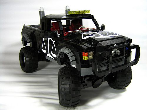 Lego Technic 4x4 Crawler 9398 Legoit Pinterest Lego Technic