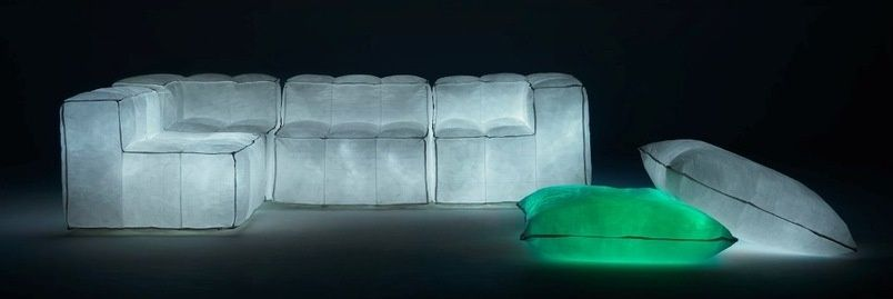 Stardust - Sofa by Meritalia furnitures Pinterest Lights and