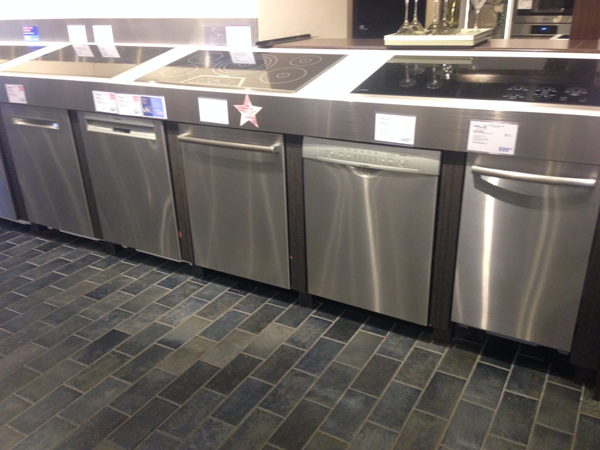 KitchenAid Vs Bosch Dishwashers Reviews Ratings Prices - Ratings for kitchen appliances