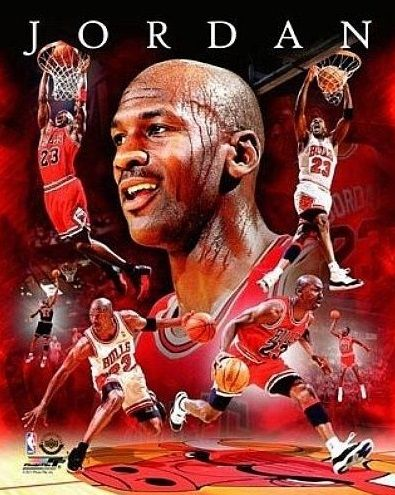 michael jordan chicago bulls posters