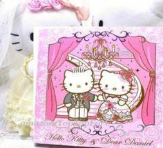 Hello Kitty Wedding Invitations